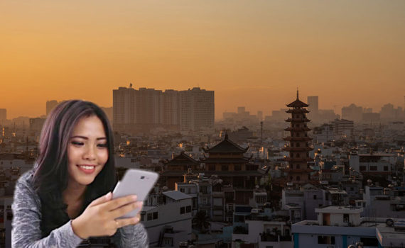 Vietnamesische frauen treffen