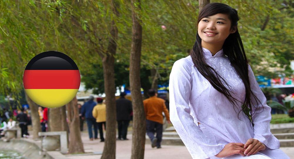 Vietnamesische frauen deutschland kennenlernen