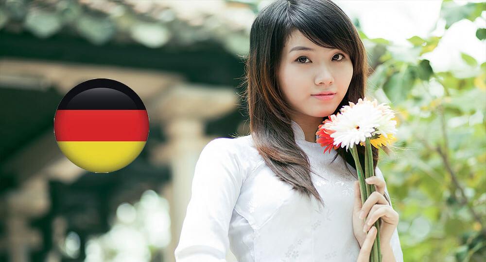 Asiatin kennenlernen deutschland